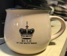 """Coffee Mug - """"I Rule at the White Horse""""  IMG_4022.jpg"""