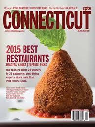 2015 CONNECTICUT BEST RESTAURANTS