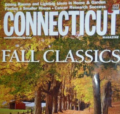 Connecticut Magazine Fall 2011