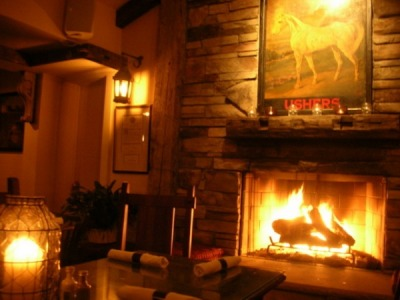 CONNECTICUT MAGAZINE - BEST FIRESIDE DINING STATEWIDE
